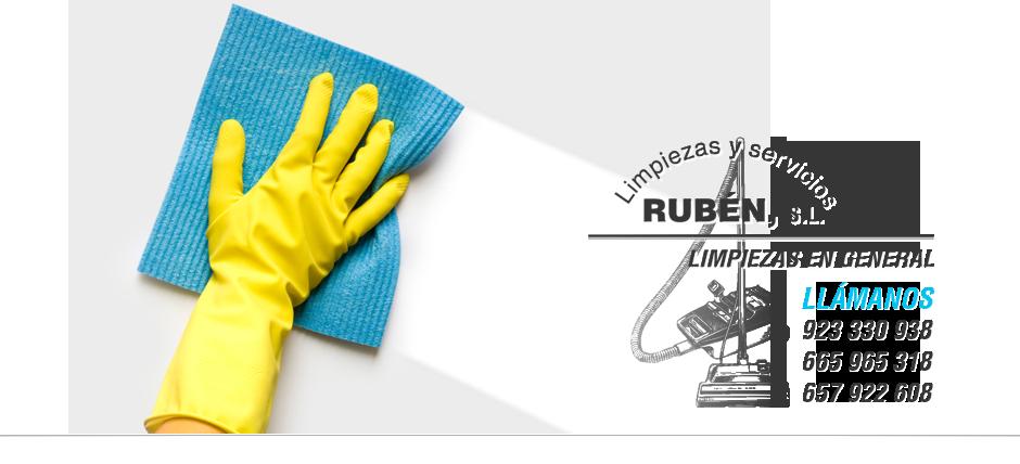 Limpiezas y Servicios Rubén