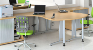 Limpieza de oficinas de Empresas